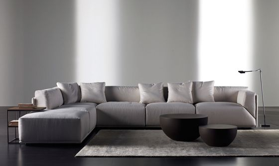 Bacon Sofa by Meridiani by Meridiani