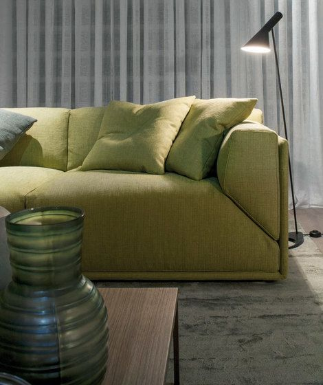 Exceptional Bacon Sofa By Meridiani