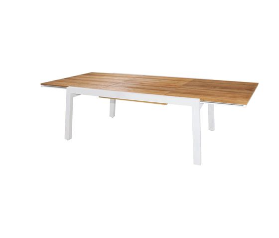 Baia ext table 170-280x100 cm by Mamagreen by Mamagreen