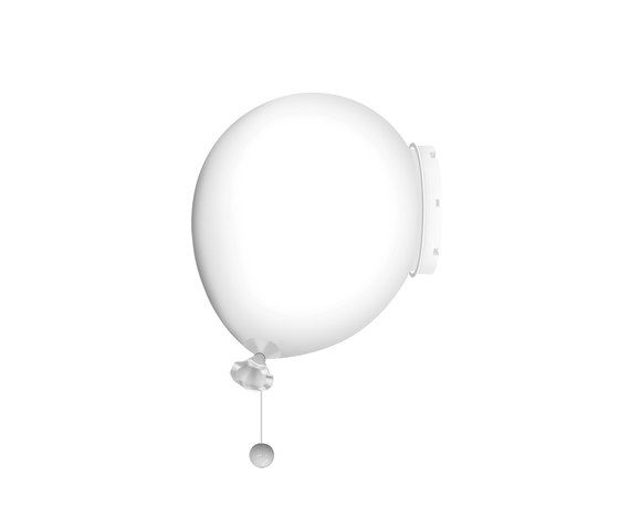 Ballon Wall Lamp by Illum Kunstlicht by Illum Kunstlicht