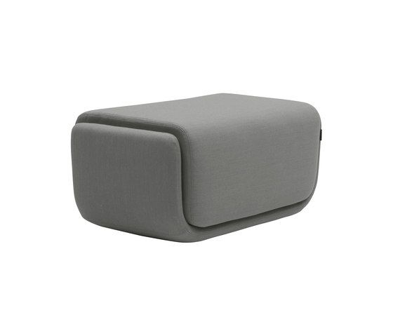 Basket pouf small by Softline A/S by Softline A/S