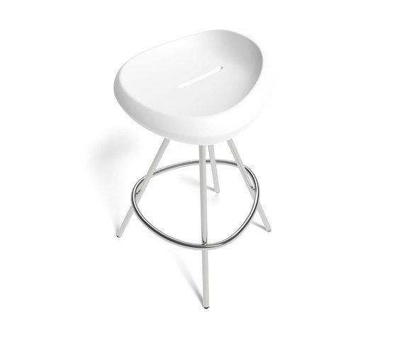 Beaser 65, kitchen stool by Lonc by Lonc