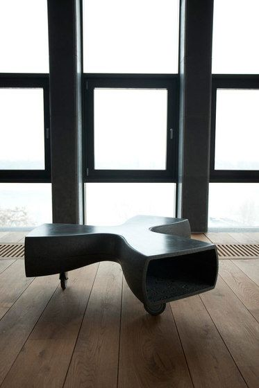 Seating, Coffee Table And Storage Are Skilfully Combined In One Piece Of  Furniture. Materialas Well As Form And Structure Confer A Contemporary Look.