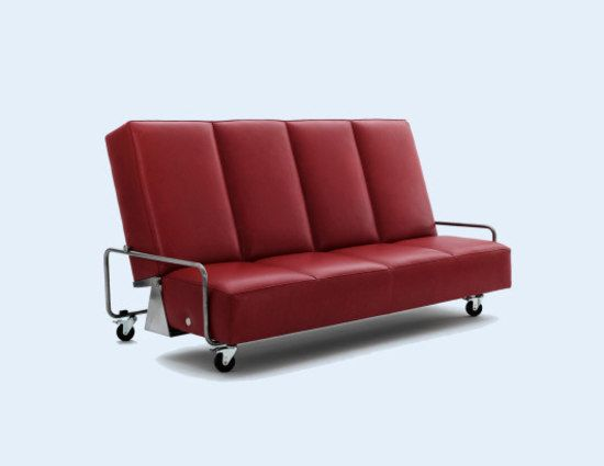 Bed Couch by Wittmann by Wittmann