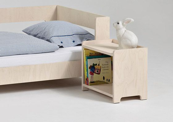 Bedside Table by Blueroom by Blueroom