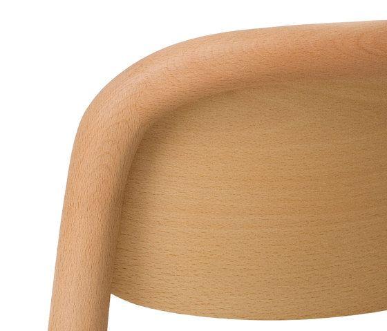 Beech Chair back by DUM by DUM