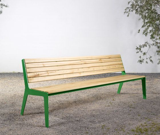 Bench on_08 by Silvio Rohrmoser by Silvio Rohrmoser