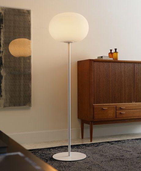 Bianca Floor lamp Large by FontanaArte by FontanaArte