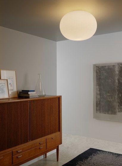 Bianca Wall and ceiling lamp Large by FontanaArte by FontanaArte