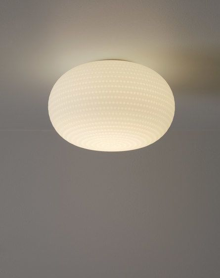 Bianca Wall and ceiling lamp Medium by FontanaArte by FontanaArte
