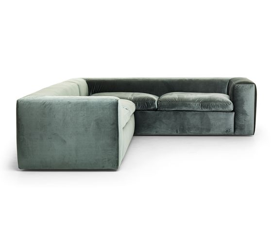 Big Bubble sectional couch by Eponimo by Eponimo