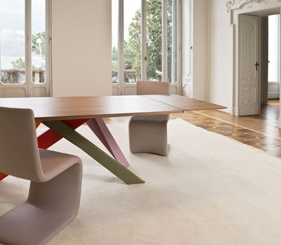 Big Table by Bonaldo by Alain Gilles for Bonaldo