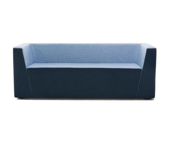 Bit sofa by Martela Oyj by Martela Oyj