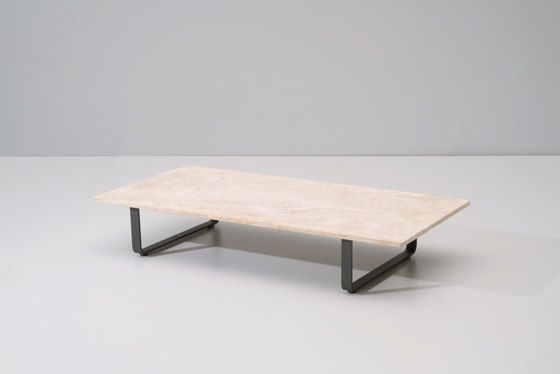 Bitta coffee table by KETTAL by KETTAL
