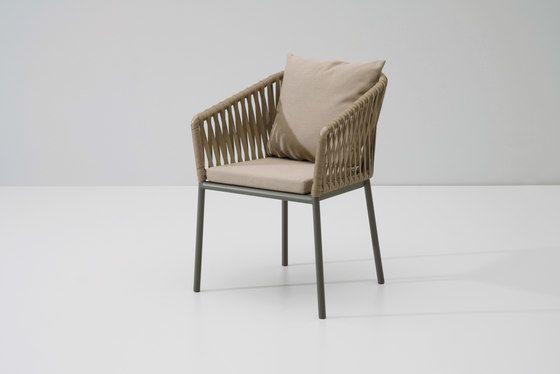Bitta dining chair by KETTAL by KETTAL