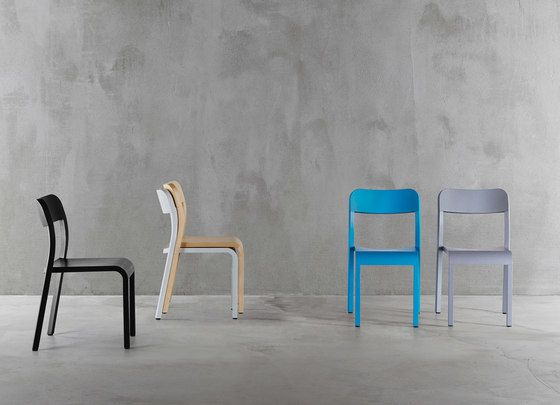 Blocco Chair 1475-20 by Plank by Plank