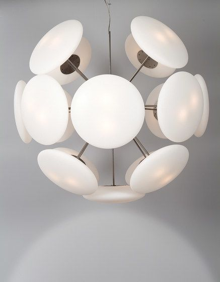 Blow hanging lamp by almerich by almerich