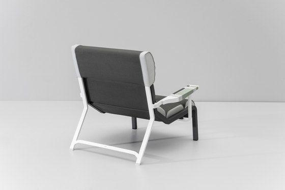 Bob club armchair by KETTAL by KETTAL