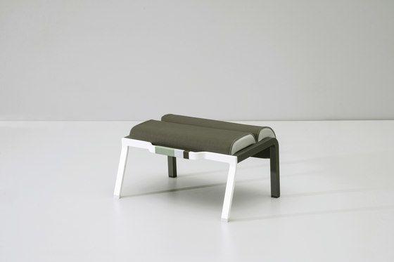 Bob footstool by KETTAL by KETTAL