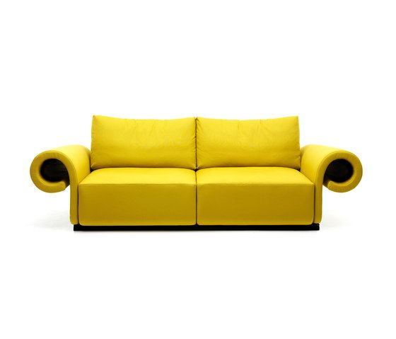 B.olide   2-seater sofa by Mussi Italy by Mussi Italy