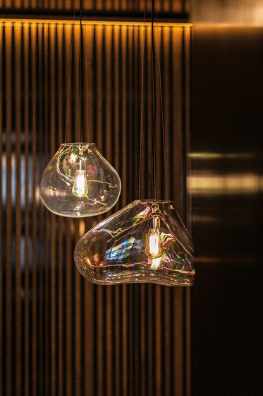 Bolla Suspension lamp by FontanaArte by FontanaArte