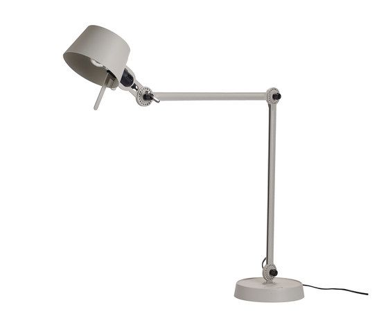 BOLT desk lamp double arm – with foot by Tonone by Tonone