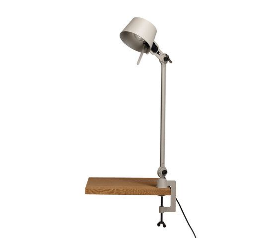 BOLT desk lamp - single arm - with clamp by Tonone by Tonone