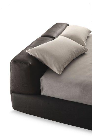 Bolton bed by Poliform by Poliform