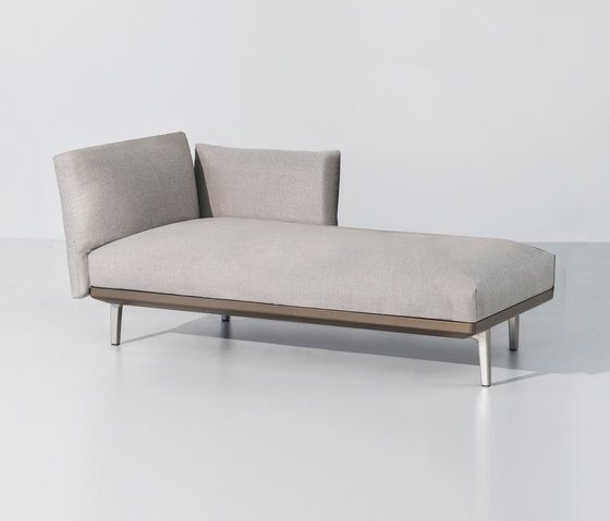 Boma left daybed by KETTAL by KETTAL