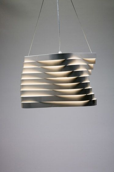 Boomerang hanging lamp by almerich by almerich