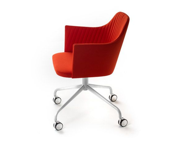Break Con Ruote Chair by Bross by Bross