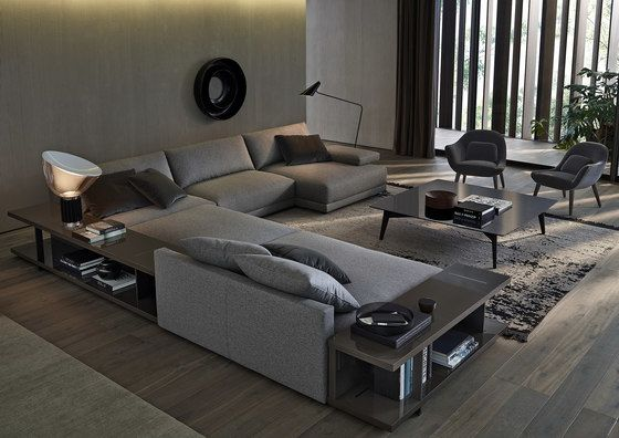Bristol sofa by Poliform by Poliform