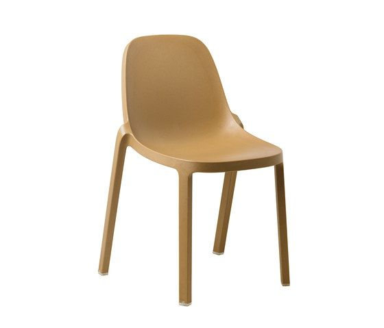 Broom Stacking Chair - Set of 2 by Emeco