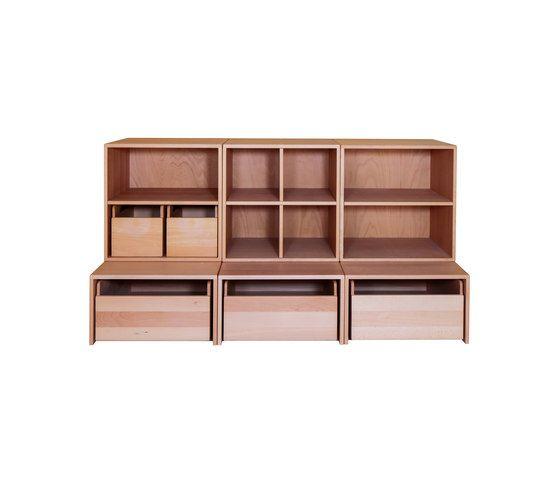 Cabinet Combination 25 by De Breuyn by De Breuyn