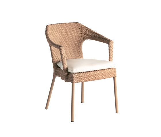 Caddie armchair by Point by Point