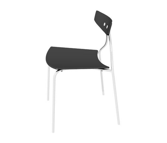 Café Donna Chair by Askman by Askman
