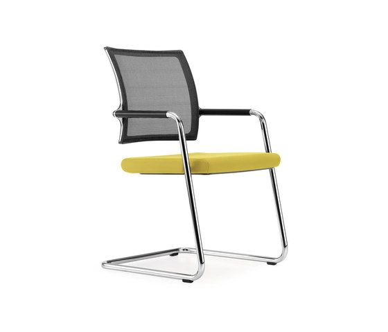 CAMIRO cantilever chair by Girsberger by Girsberger