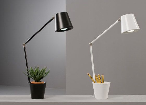 Cap table lamp by almerich by almerich