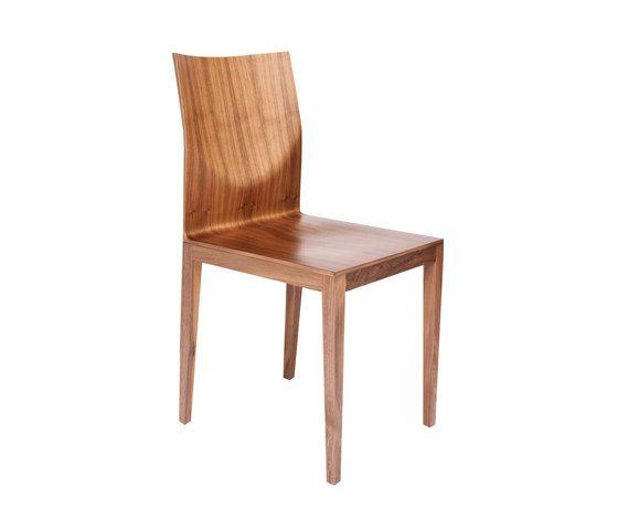 Cappl chair by KFF by KFF