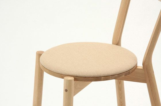Castor Chair Pad by Karimoku New Standard by Karimoku New Standard