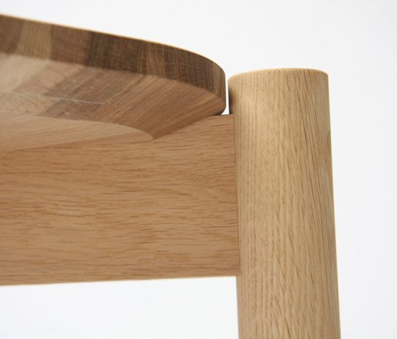 Castor Table 150 by Karimoku New Standard by Karimoku New Standard