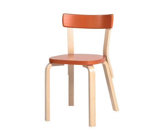 Chair 69 edition Paimio by Artek by Artek