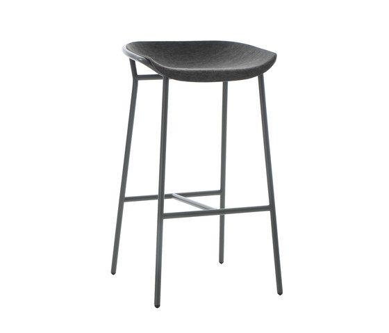 Chairman bar stool metal by Conmoto by Conmoto