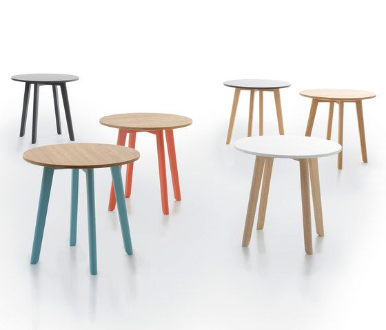 Chairman side table by Conmoto by Conmoto