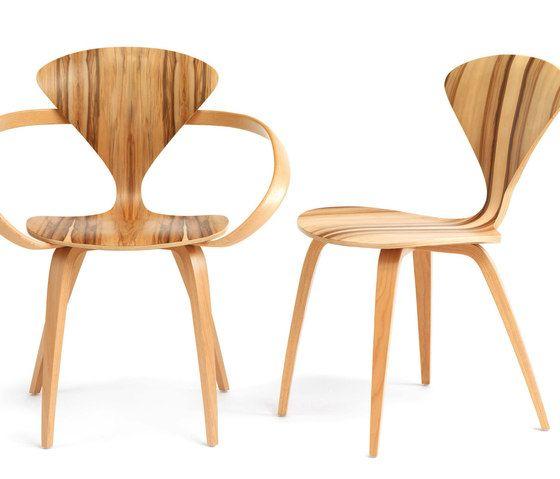 Cherner Armchair by Cherner by Cherner