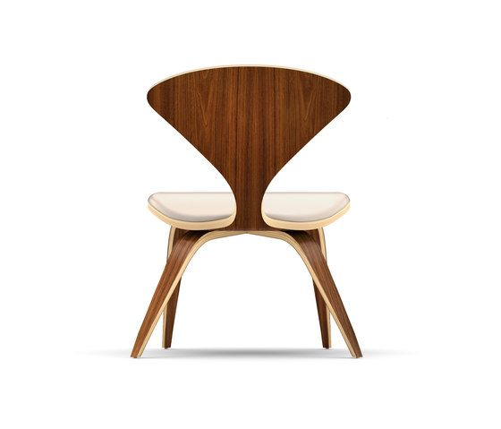 Cherner Lounge Chair by Cherner by Cherner