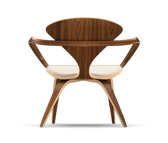 Cherner Lounge Chair by Cherner by Cherner