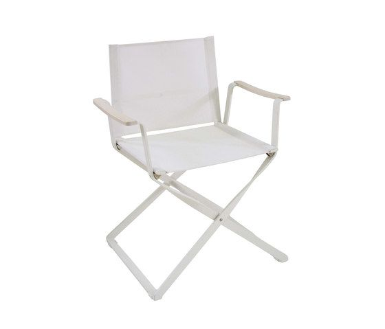 Ciak folding armchair by EMU