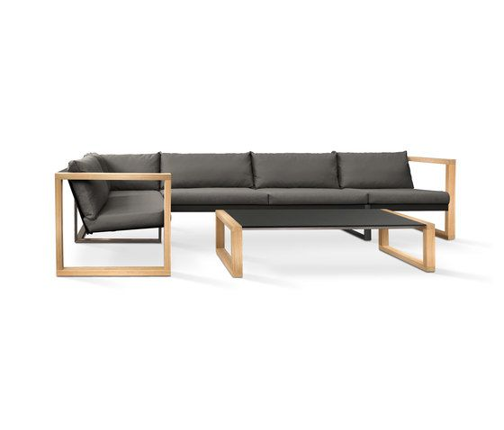 Cima Lounge Modular Lounge by FueraDentro by FueraDentro