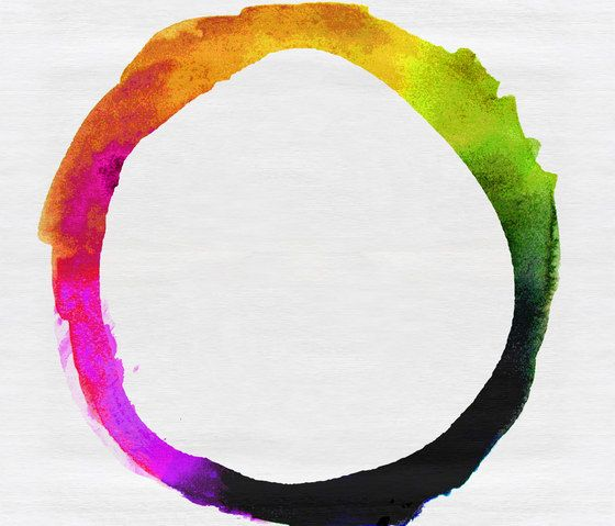 Circle B36 If they say it's a wonderful world by Henzel Studio by Henzel Studio